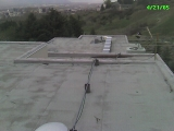 Flat Roof View