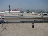 View of Flat Roof on the Roof