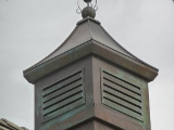 Custom Exterior Chimney Top / Vents