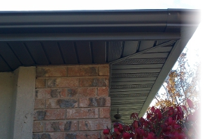Soffit from a Side View